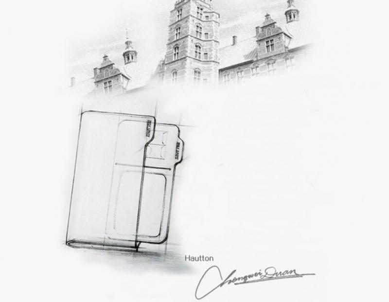 Портмоне Hautton (арт. W-9514)
