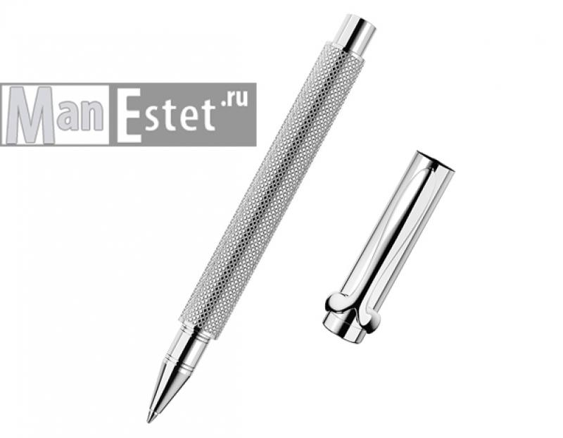 Ручка роллер из серебра (арт. R004100)