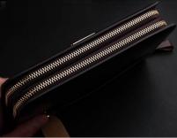 Портмоне Malganis (арт. W-9454 black lacquer)