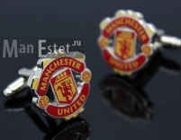 Запонки Manchester United (арт.CL-5308)