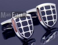 Запонки сталь (арт.CL-5108)