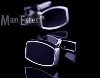 Запонки стальные Gran Carro (арт. CL-5342)