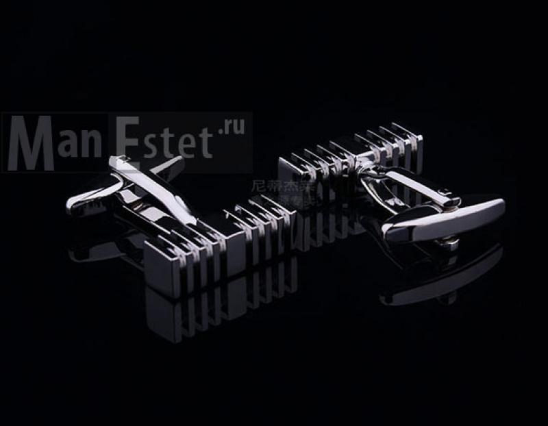 Запонки сталь (арт.CL-5068)