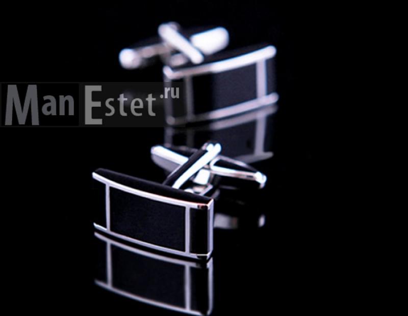 Запонки сталь (арт.CL-5012)