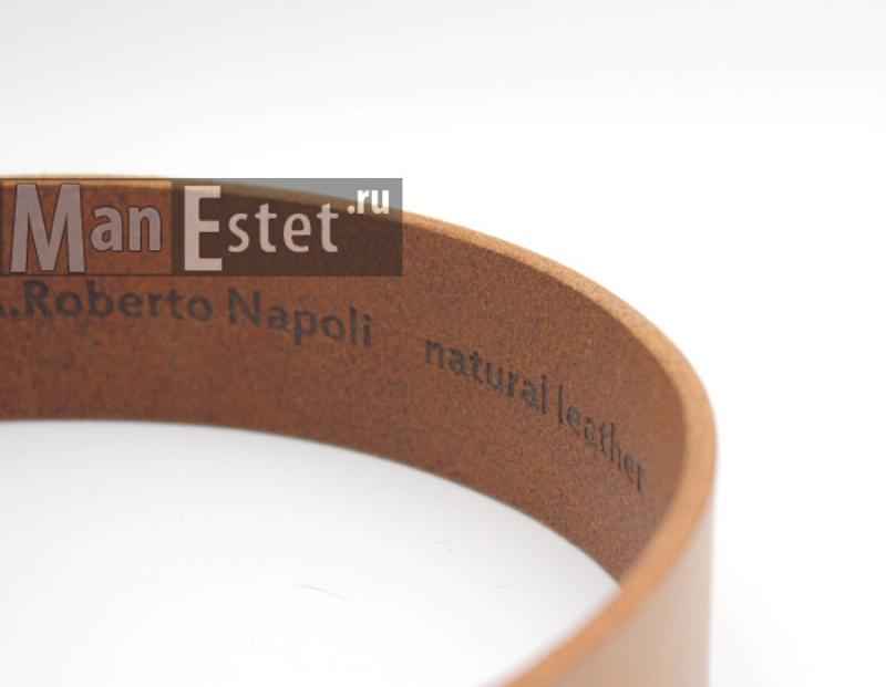 Ремень джинсовый Roberto Napoli (арт. Bt-2008)