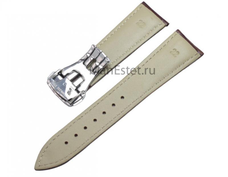 Кожаный ремешок к наручным часам арт. RsW-1131