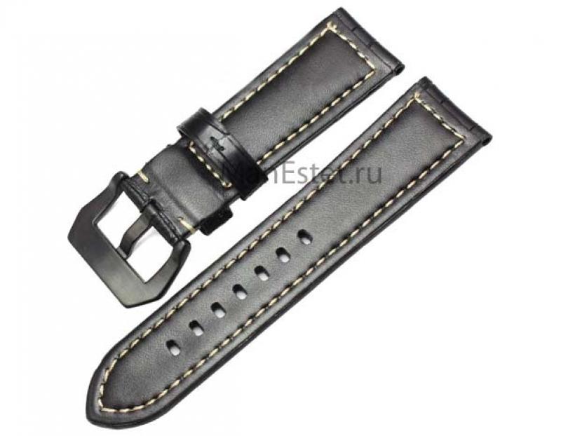Кожаный ремешок к наручным часам арт. RsW-1144