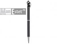 Ручка женская из серебра с поворотным механизмом (арт. R071126)