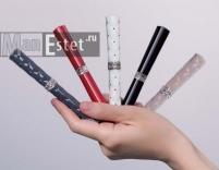 Женская серебряная ручка с завинчивающимся колпачком (арт. R018111)
