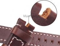 Кожаный ремешок к наручным часам арт. RsW-1122