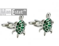 Запонки turtle (арт.CL-5357)