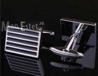 Запонки сталь (арт.CL-5033)