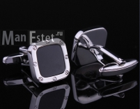 Запонки сталь (арт.CL-5043)