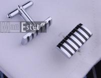 Запонки сталь (арт.CL-5202)
