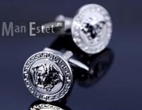 Запонки Versace replica