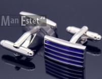 Запонки сталь (арт.CL-5327)