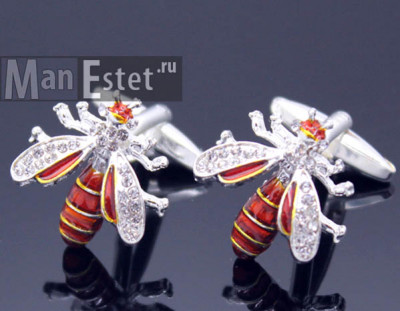 Запонки Wasp
