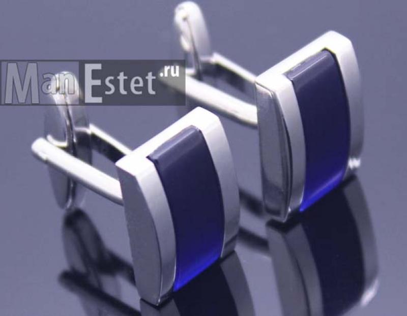 Запонки сталь (арт.CL-5354)