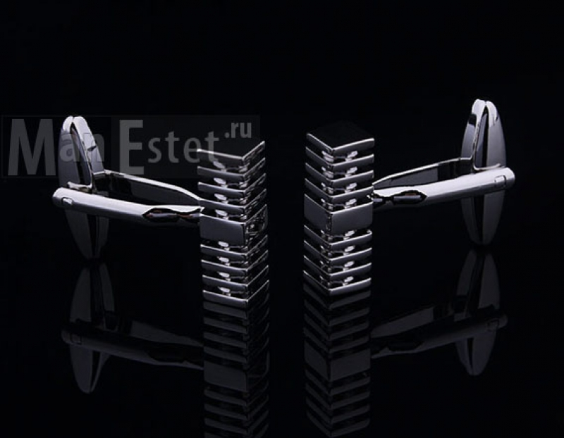 Запонки сталь