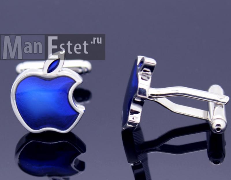 Запонки Apple (арт.CL-5028)