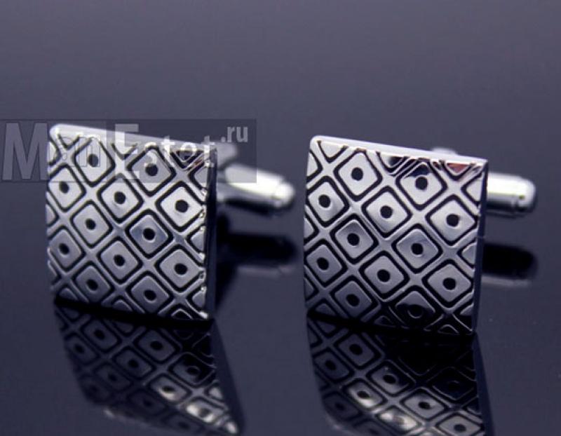 Запонки сталь (арт.CL-5222)