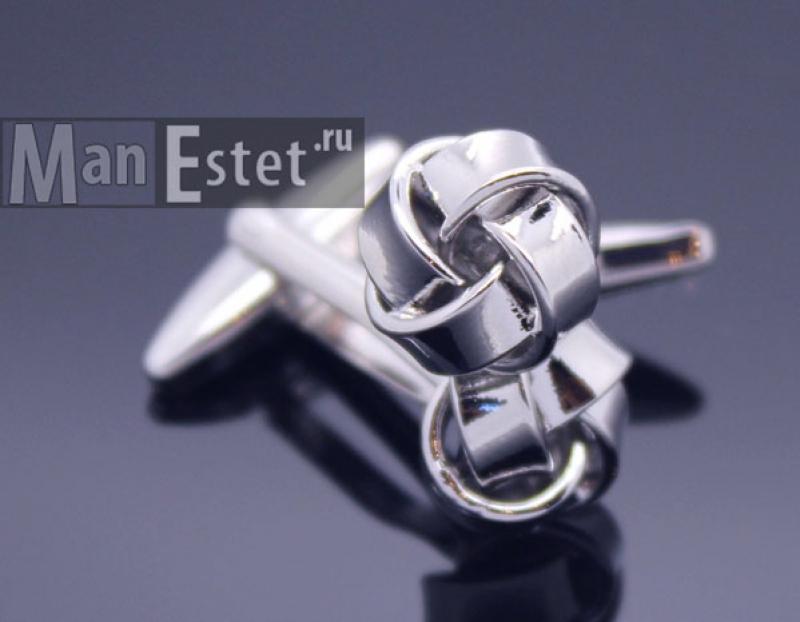 Запонки сталь (арт.CL-5213)