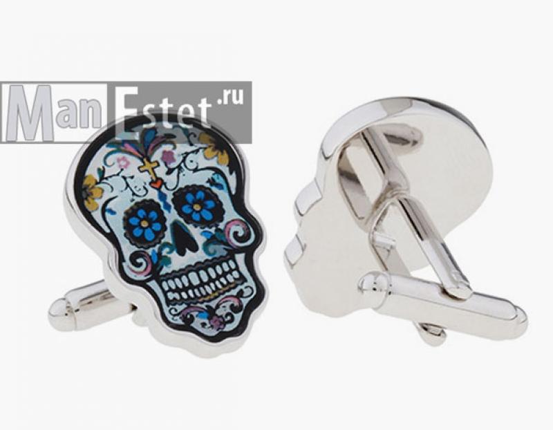 Запонки в форме черепа (арт.CL-5132)
